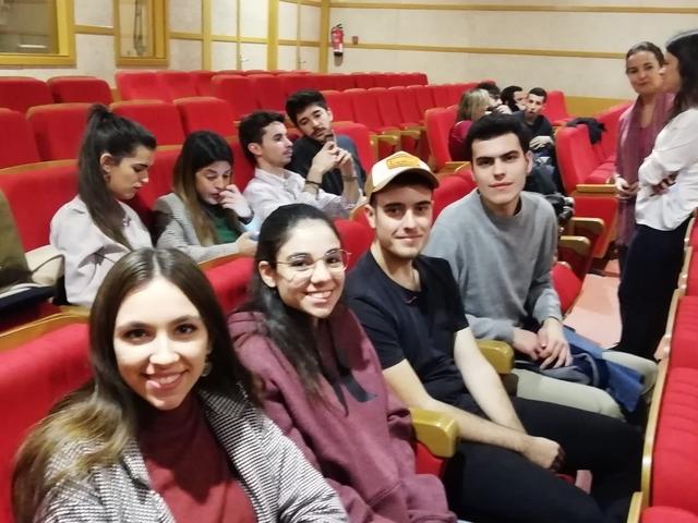 concurso publi2 Alumnos de la UFV pasan a la final del concurso 'El Desafío de la Academia. Comunica Como Piensas'
