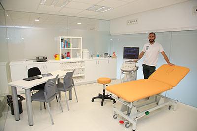 fisioterapeuta clinica ufv Clínica Universitaria Fisioterapia
