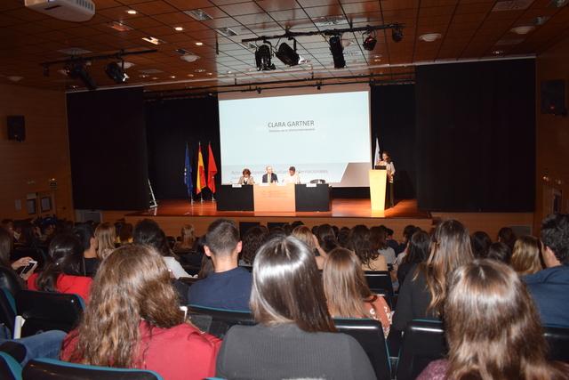 gradu internacional 2019 Graduación de 136 alumnos internacionales
