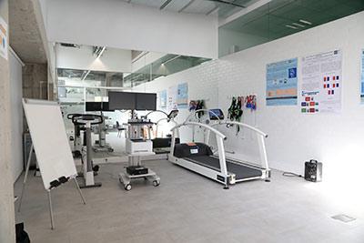 rehabilitacion deportiva Clínica Universitaria Fisioterapia