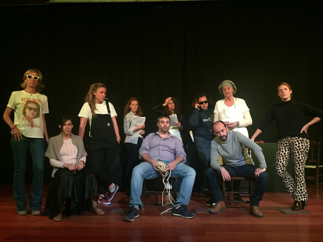 teatro pas prof El Grupo de Teatro PAS/PROF representará la obra La Escalera de la Felicidad