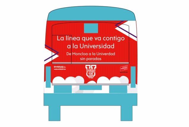thumbnail Mod. A M6 Volvo Híbrido 02 e1556273451602 La UFV contará con una línea pública de autobús directo desde el intercambiador de Moncloa Estudiar en Universidad Privada Madrid