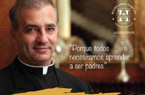 7a60b732 2dcd 4d84 ab0a bf83a01098ab Conferencia Los seis pilares de la educación de tus hijos por elP. Ángel Espinosa de los Monteros, L.C.