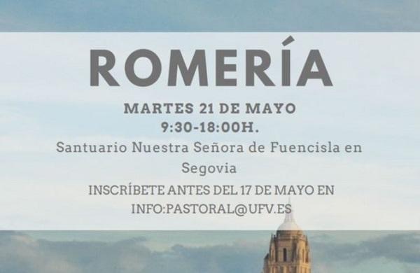 8028594b 7c8f 42e6 9574 efb702ceaa0b Apúntate a la Romería al Santuario Nuestra Señora de Fuencisla en Segovia