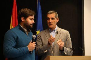 Alumni Ignacio Santana 2 300x200 La Universidad Francisco de Vitoria (Madrid) presenta el programa UFVDeporte para acompañar a los alumnos para que puedan conciliar su vida académica y deportiva
