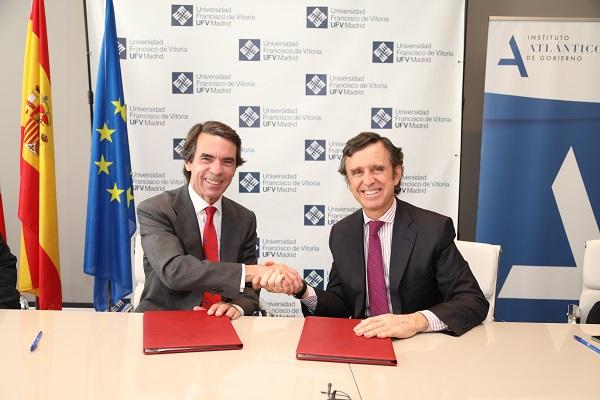 IMG 8769 1 La UFV y el IADG firman un convenio de colaboración para fomentar proyectos de formación