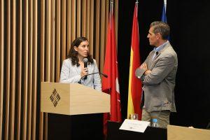 Profesora Esther Morencos 300x200 La Universidad Francisco de Vitoria (Madrid) presenta el programa UFVDeporte para acompañar a los alumnos para que puedan conciliar su vida académica y deportiva