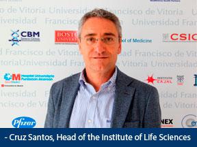 imagen Cruz Santos RESEARCH WORK AT UFV Estudiar en Universidad Privada Madrid