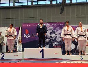 judo ufv1 300x227 Nuestros alumnos cosechan éxitos en el Campeonato de España Universitario de Judo en Valencia