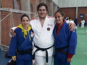 judo ufv2 300x225 Nuestros alumnos cosechan éxitos en el Campeonato de España Universitario de Judo en Valencia