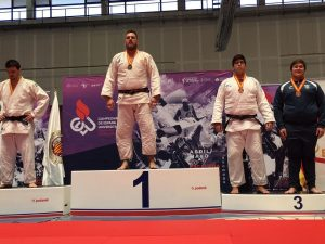 judo ufv3 300x225 Nuestros alumnos cosechan éxitos en el Campeonato de España Universitario de Judo en Valencia