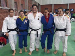judo ufv5 300x226 Nuestros alumnos cosechan éxitos en el Campeonato de España Universitario de Judo en Valencia