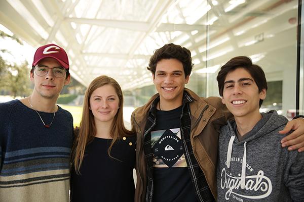 2Q9A7471 Estudiante venezolana en España: En mi país hay una crisis humanitaria Estudiar en Universidad Privada Madrid