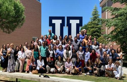 2dd8246f 51bc 4524 aeab 299c46c73555 Más de 80 mentores se reúnen en la IV jornada de acompañamiento a alumnos de 2º Estudiar en Universidad Privada Madrid
