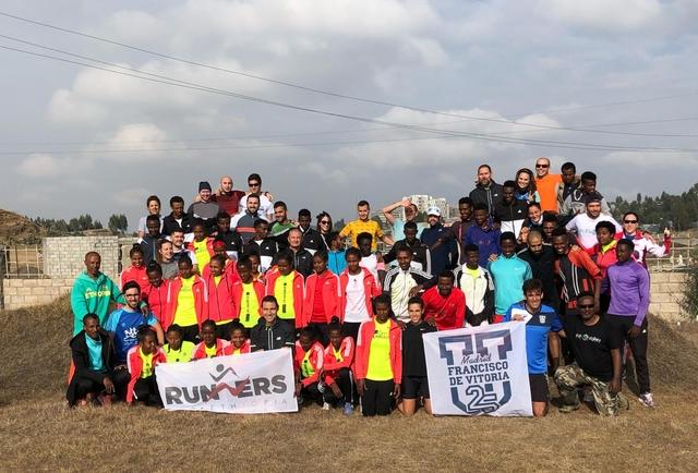 CAFyD Etiopia ufv 'Runners For Ethiopia', la iniciativa solidaria de los Grados en CAFYD y Fisioterapia UFV