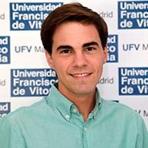José Carlos Villamuelas Colegio mayor