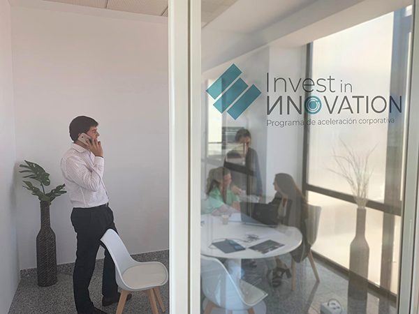 Nace Invest in Innovation Nace Invest in innovation, el programa de aceleración corporativa de Startups, que poneen marcha la red de inversores de la UFV
