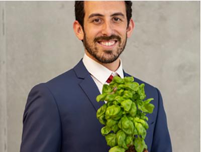 Pablo Ahijado Pablo Ahijado, alumni UFV, considerado uno de los universitarios más brillantes de España