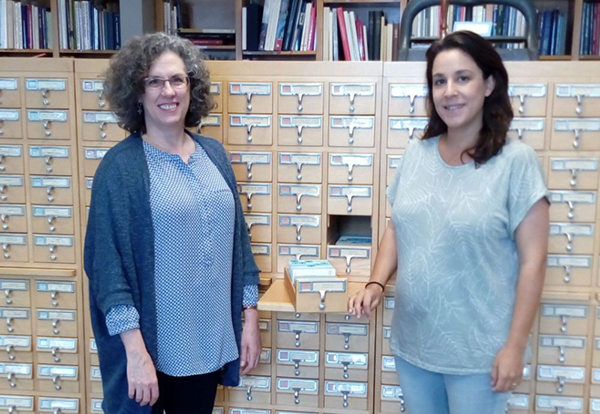b704ae77 10c5 4caa 9af8 882c602cc279 Ana Romero realiza una estancia de Investigación en Princeton