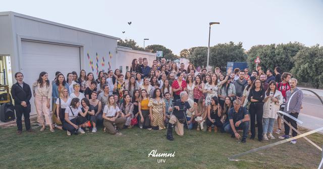 bbaa diseno ufv V Reencuentro de Antiguos Alumnos en los talleres de Bellas Artes