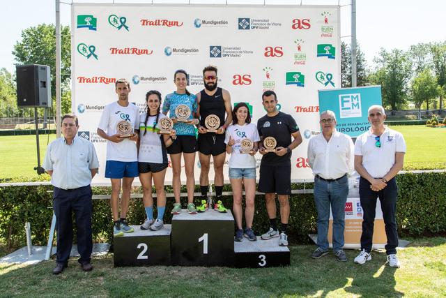 ccvm El Grado en Fisioterapia UFV participa llevando alumnos voluntarios para dar asistencia a los corredores de diferentes carreras Estudiar en Universidad Privada Madrid