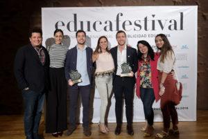 """cetys 300x201 CETYS recibe el premio Búho de Bronce a la mejor campaña de audiovisuales por """"Millenials"""" en la III edición de Educafestival Estudiar en Universidad Privada Madrid"""