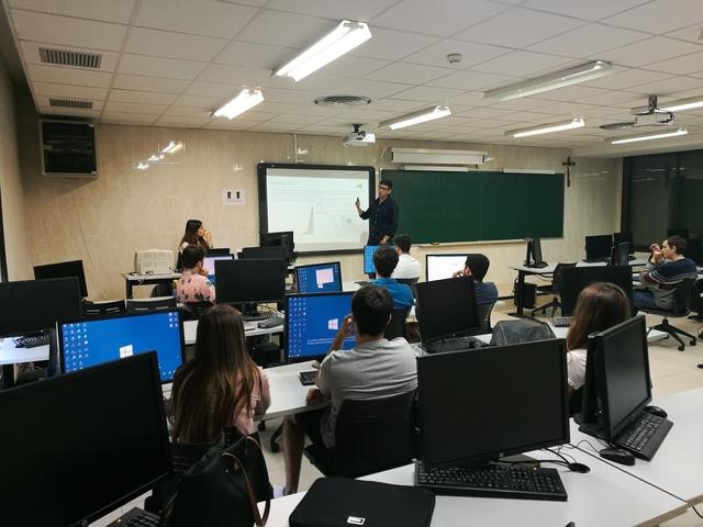 ciberseguridad ufv Taller práctico de ciberseguridad de la mano de Everis Estudiar en Universidad Privada Madrid