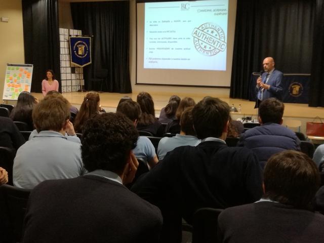 hcp bcn El Colegio Reial Monestir de Santa Isabel de Barcelona apuesta por el programa de mentorías de la UFV