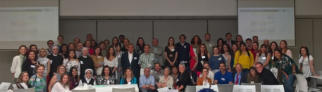 instituciones1 La UFV celebra la Jornada Anual de las Instituciones que colaboran con Acción Social Estudiar en Universidad Privada Madrid