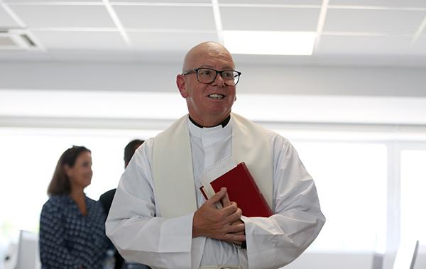 padre justo El padre Justo, L.C., capellán de la Universidad Francisco de Vitoria, analiza la exhortación publicada por el papa Francisco