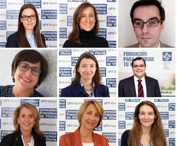 sexenio e1560853161602 Nueve profesores de la Facultad de Ciencias Jurídicas y Empresariales obtienen un sexenio de investigación Estudiar en Universidad Privada Madrid