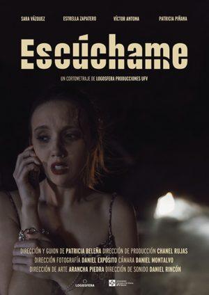 Escúchame e1563269300892 Logosfera Producciones UFV lanza el cortometraje 'Escúchame'