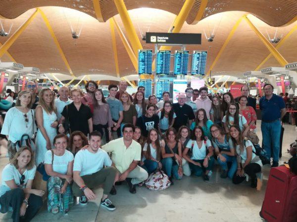 IMG 20190717 WA0015 e1563865012392 Comienzan las Misiones UFV 2019 en Perú Estudiar en Universidad Privada Madrid