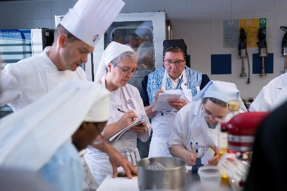 contemplare lcb La cocina conventual se renueva en Le Cordon Bleu Madrid