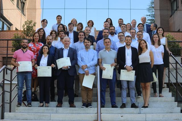 liderazgo El IDDI celebra la clausura de la XV edición del Programa de Despliegue de Liderazgo