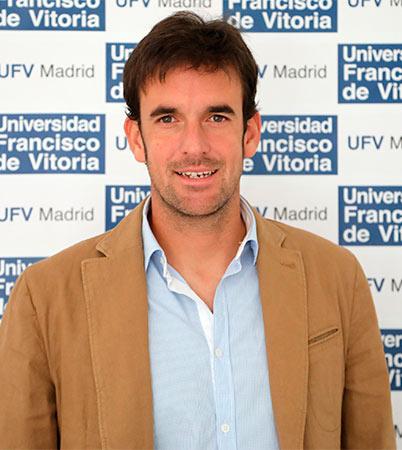 quintana 402 Iñaki Quintana, profesor UFV, defiende su tesis doctoral Estudiar en Universidad Privada Madrid