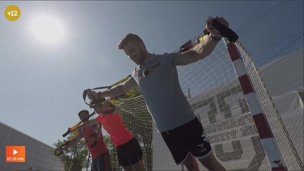 ufv trx ¿Has oído hablar del TRX? Es un tipo de entrenamiento que ha revolucionado el mundo del fitness y que nos permite trabajar diferentes grupos musculares aprovechando nuestro peso Estudiar en Universidad Privada Madrid