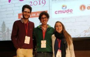 050919 8 300x189 Aaron Hoffman, subcampeón en la Copa de Jueces del Campeonato Mundial de Debate Estudiar en Universidad Privada Madrid