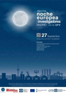 130919 2 1 212x300 La UFV celebra la Décima Noche Europea de los Investigadores Estudiar en Universidad Privada Madrid