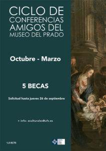 FINAL Prado 212x300 Ya está abierto el plazo para solicitar las becas para el Ciclo de Conferencias Amigos del Museo del Prado