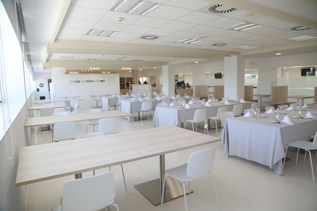 IMG 2374 Easy Resize.com  El Centro Deportivo UFV inaugura la nueva cafetería The Club