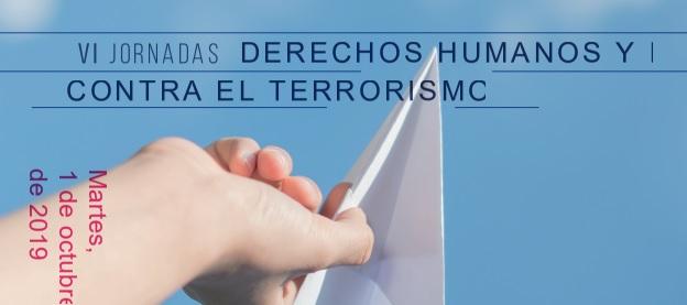 avt2 VI Jornadas Asociación Víctimas del Terrorismo Derechos humanos y lucha contra el terrorismo