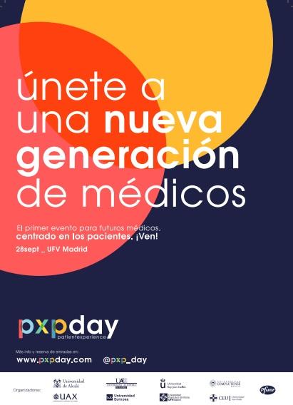 px La UFV acoge PXPDAY, el primer congreso para futuros médicos centrados en los pacientes Estudiar en Universidad Privada Madrid