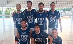 voley masculino web 246x149 Deportes UFV Estudiar en Universidad Privada Madrid