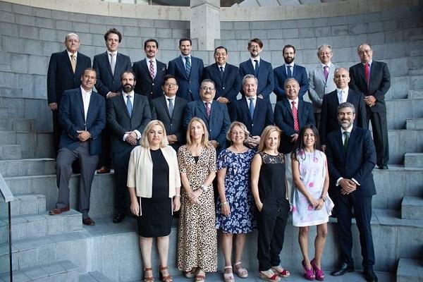 011019 5 Profesoras de Derecho UFV participan en el IV Congreso Iberoamericano de Derecho inmobiliario, celebrado en México