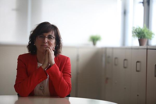 081019 3 1 Nieves González, directora del Instituto de Desarrollo y Persona de la UFV, participa en el congreso Católicos y vida pública