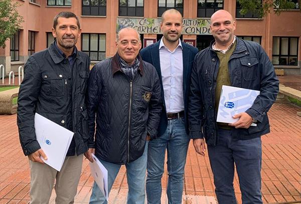 141019 12 1 Luis Expósito, director del Grado en Gastronomía UFV, participa como jurado en el Concurso de Tapas de Majadahonda Estudiar en Universidad Privada Madrid