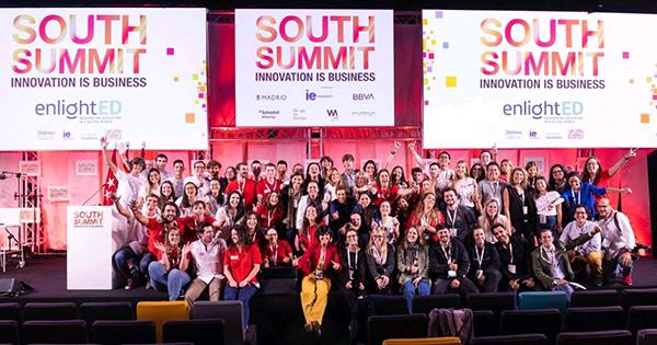 151019 6 El Centro de Emprendimiento UFV participa en el South Summit