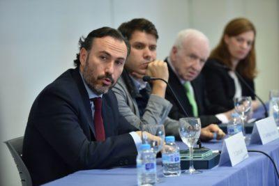 Carlos Sanz y Santiago Requejo e1572344579521 La RevistaMisiónentrega en la UFV sus Premios 2019 a la Promoción y Defensa de la Familia Estudiar en Universidad Privada Madrid
