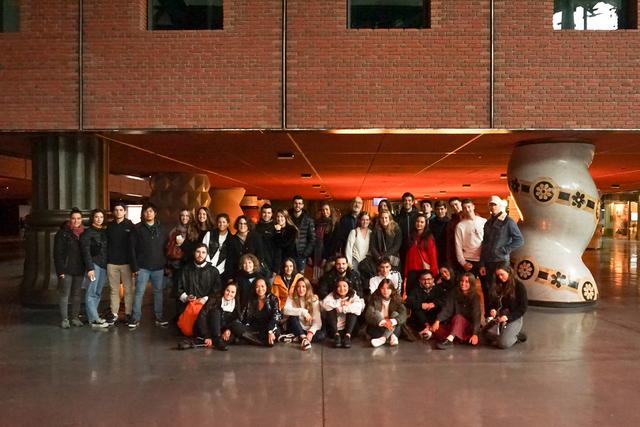DSC05935 Easy Resize.com  Alumnos de la UFV visitan Bilbao y Santander